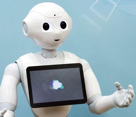 情報革命で人々を幸せに――感情認識パーソナルロボット「pepper」が実現する30年ビジョン | mugendai(無限大)