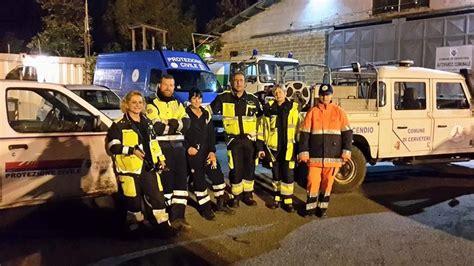 manziana approvato il piano di cerveteri approvato il nuovo piano di emergenza comunale