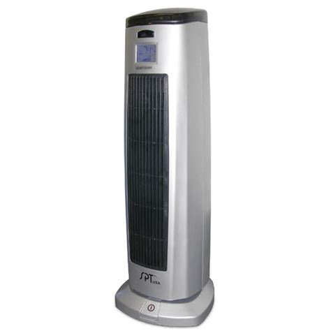 Walmart Heaters For Home by Sunpentown Electric Ceramic Heater With Ionizer W Remote
