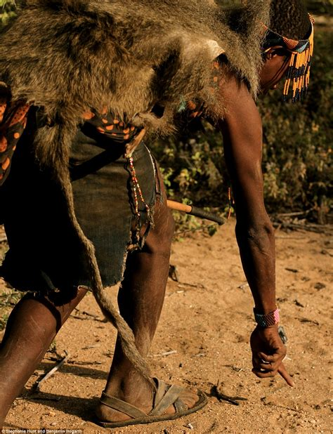 tribe time forgot hunting baboons  tanzanias hadza people   lived  life