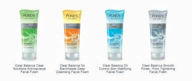 Harga Clean And Clear Untuk Wajah Berminyak harga pembersih wajah ponds untuk wanita terlengkap