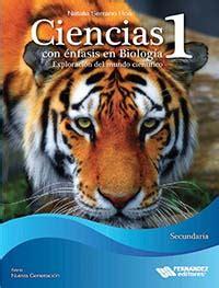 libro de biologia ciencias 1 grado secundaria 2016 programa de libros de texto para migrantes comisi 243 n