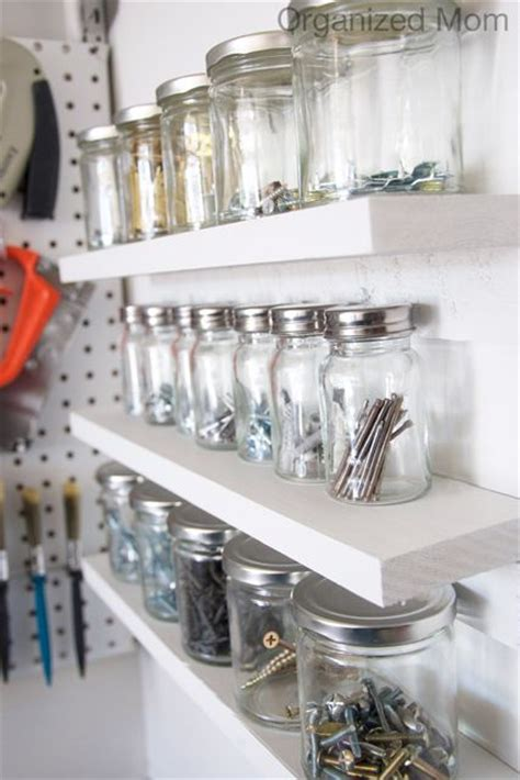 Garage Storage Nails Screws Great Way To Organize Nails Screws Etc The Small Things