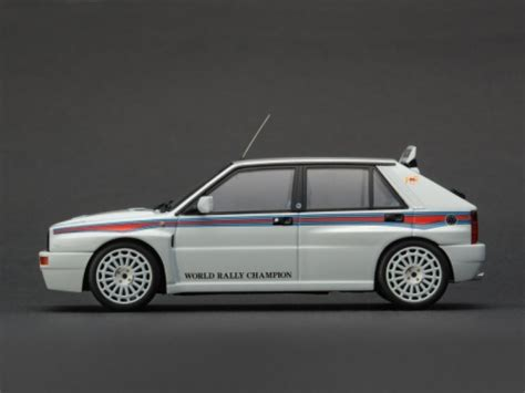 new hpi precision cast models lancia delta hf integrale
