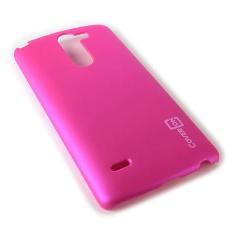 Hardcase Lg G3 Staylus Bening slim rubberized grippy protective phone cover