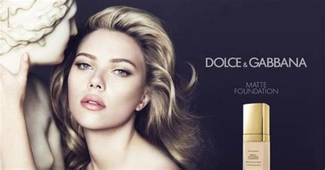 Johansson Criminally In Vogue by Johansson In New Dolce Gabbana Ads Ny Daily News