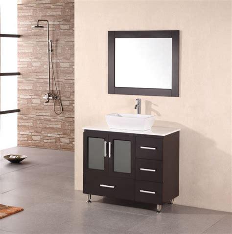 36 inch modern bathroom vanity 36 inch modern single sink bathroom vanity in espresso uvdeb36vs36