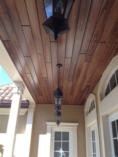 tongue groove ceiling level 1 exterior miami by