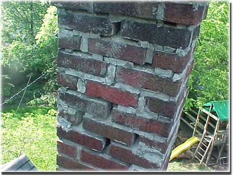 Fireplace Repair Mortar by Tuckpointing 187 A To Z Chimney