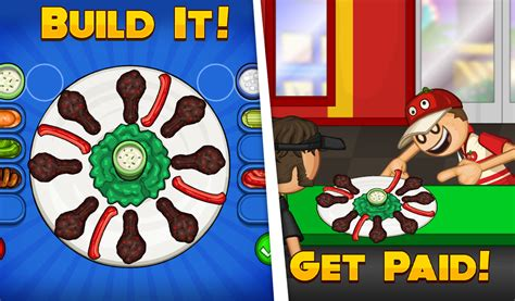 papa freezeria apk papa s wingeria hd android apps on play