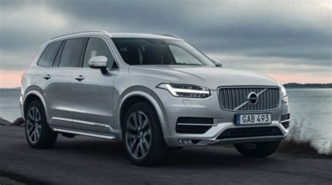 Volvo Xc90 2020 Review by 2020 Volvo Xc90 Redesign Volvo Review Release