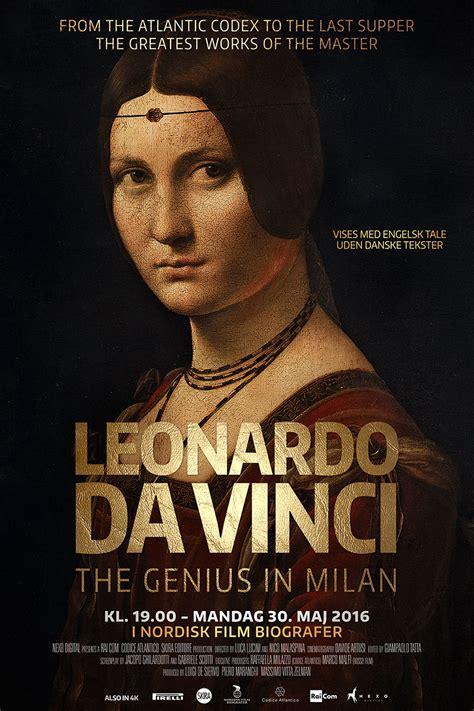 leonardo da vinci biography movie leonardo da vinci the genius in milan nordisk film
