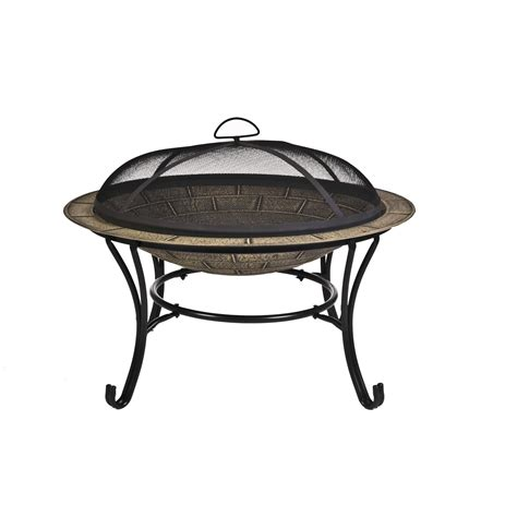 Cobraco Brick Finish Cast Iron Fire Pit Cast Iron Firepit