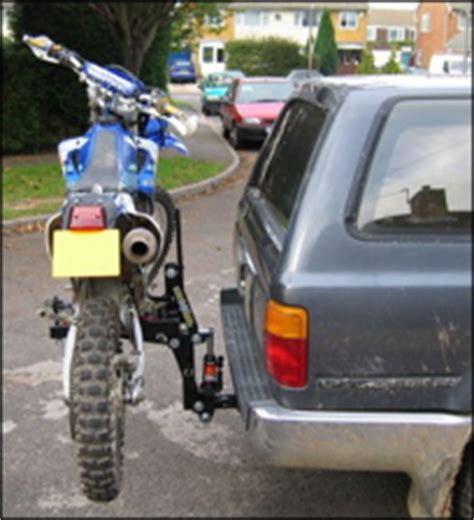 hitch  dirt bike hauler rack questions ihmud forum
