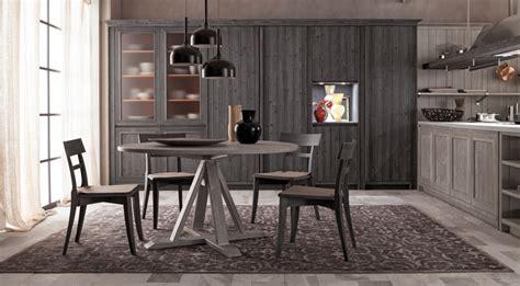 tavolo rotondo cucina tavoli rotondi arredamento in legno