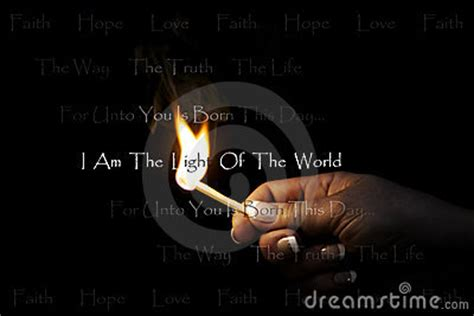 light of the world stock photo image 557550