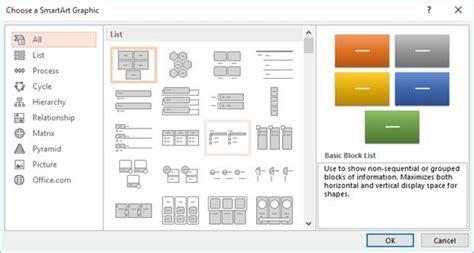 smartart flowchart how to make flowcharts in powerpoint
