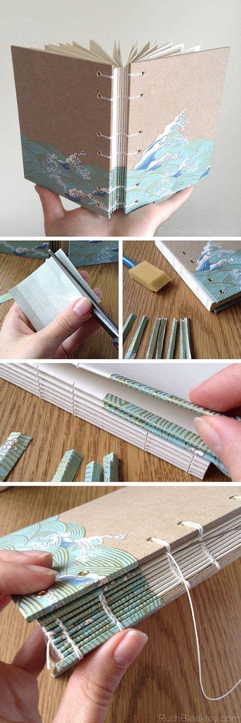 Diy Handmade Journals - best 25 handmade notebook ideas on book