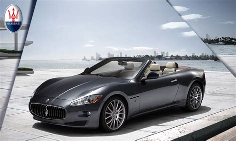 maserati black convertible maserati granturismo convertible price modifications