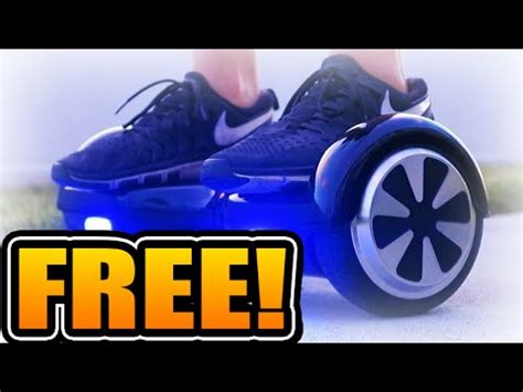 Free Hoverboard Giveaway - huge hoverboard giveaway win free segway hoverboard