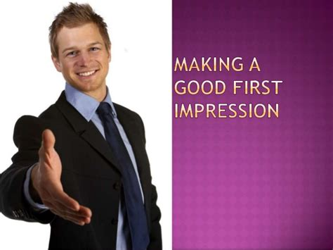 7 Ways To Make A Impression At An by A Impression
