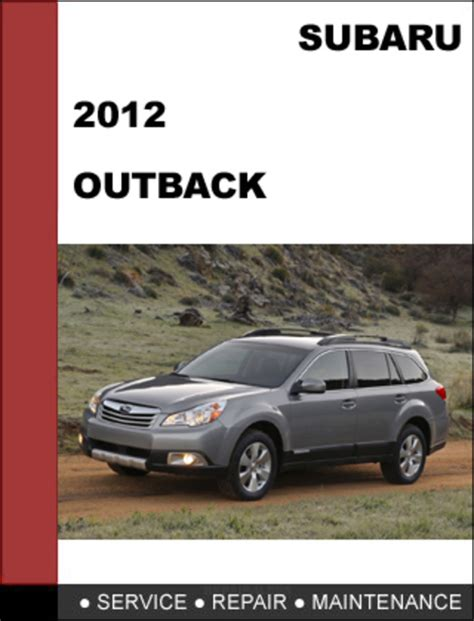 service manual pdf 2010 subaru outback engine repair service manual free car repair manuals 2012 subaru outback spare parts catalogs service