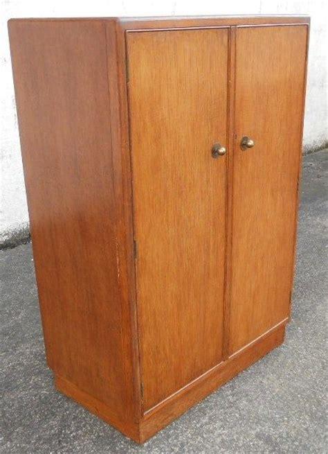 Small Hanging Wardrobe Deco Oak Small Hanging Wardrobe Cupboard 210403