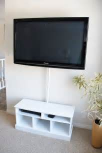 Decorating Ideas To Hide Tv Cords How To Hide Your Television Cables 171 Cherrie Hub