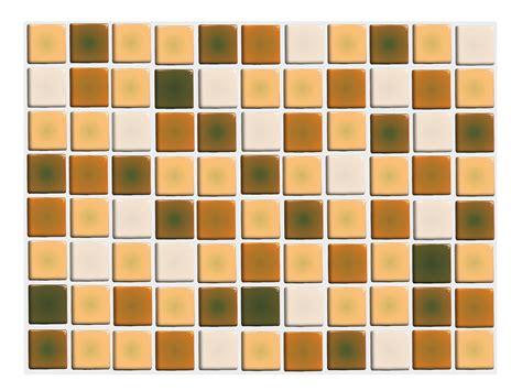 Fliesenaufkleber Mosaik by Fliesenaufkleber Klebefliesen Mosaik 10