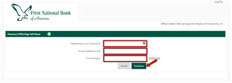 reset fnb online banking details first national bank of america online banking login cc bank