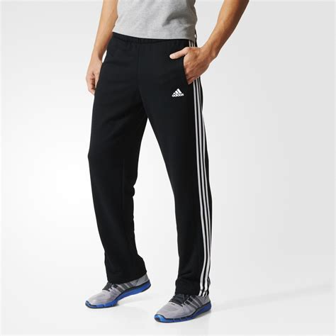 Adidas Sport Wanita 21 sport essentials 3 stripes terry
