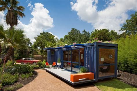 The Green Door San Antonio by San Antonio Shipping Container Guest House By Poteet