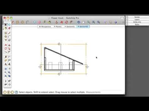 sketchup layout basics sketchup to layout setup tutorial youtube