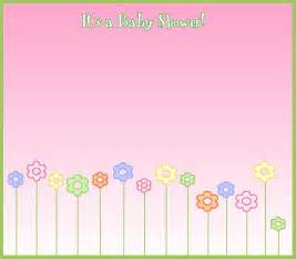 blank baby shower invitations templates theruntime