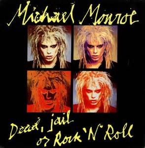 Michael Not Fakin It Japan Pressing michael dead or rock n roll uk vinyl lp