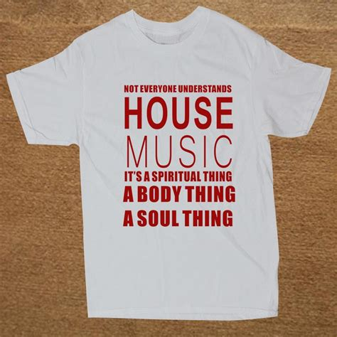 house music funny new funny house music dj not everyone understands technics t shirt men funny tshirt
