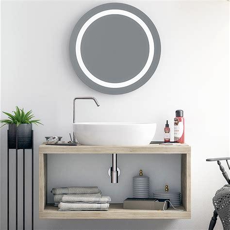 bagno con mensole arredo bagno moderno mobile minimal con mensole in legno