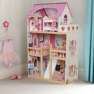 large dolls house furniture wooden dollhouse large dolls house 17pcs furniture barbie