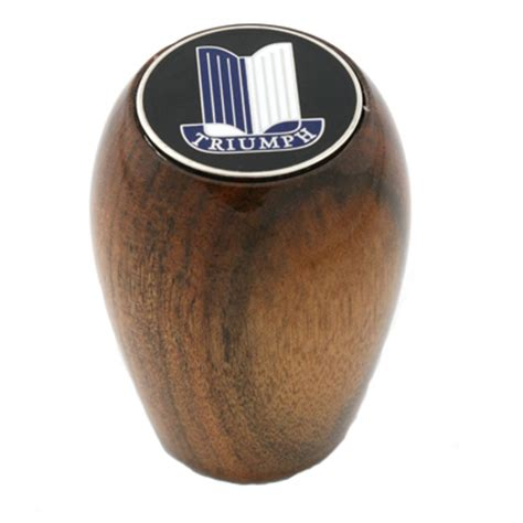 Wooden Gear Shift Knobs by Gear Shift Knob Wood Triumph