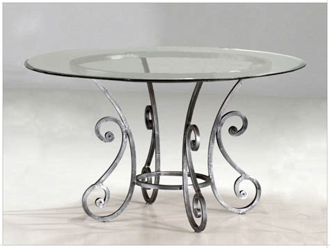 Chaise De Cuisine Conforama 254 by Table Ronde En Verre Et Fer Forg With Table Ronde