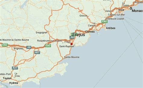 meteo frejus fr 233 jus location guide