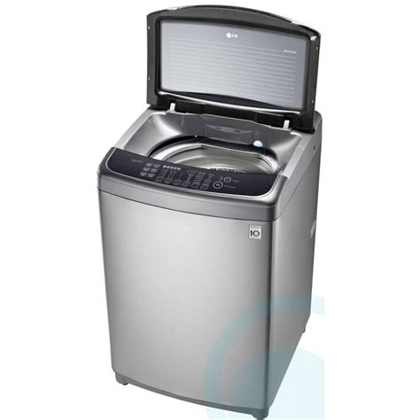 washing machine colors lg washing machine top load 16kg sliver color t1666teft1