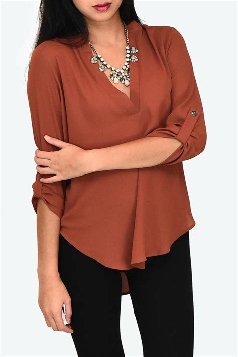 Blouse Gio Basic Shirt 1 lush not so basic blouse from seattle by simply chic shoptiques