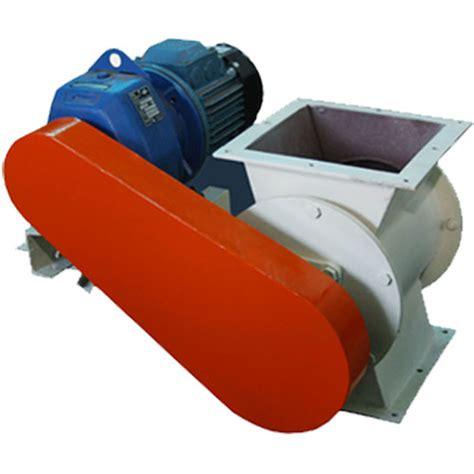 Rotary Feeder Design rotary feeders rotary feeder rotary air lock manufacturer sangli india
