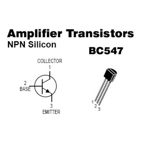 transistor bc547 equivalent bc547 equivalent transistor smd 28 images bc547 n p n transistor complementary pnp