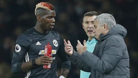 paul pogba s rollercoaster relationship paul pogba and jose mourinho s relationship reaches