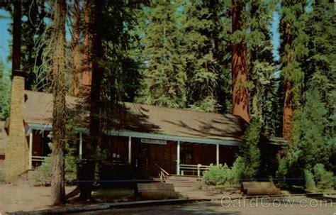 Yosemite National Park Cing Cabins by Big Trees Lodge Yosemite Ca