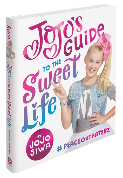 be you activity book jojo siwa books jojo s guide to the sweet