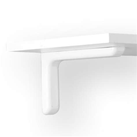 Small Shelf Bracket by Small White Designer Shelf Bracket At Menards 174