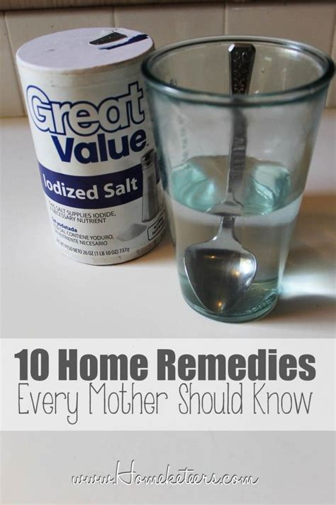 home remedy for scratched eye